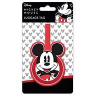 Mickey Mouse - Namensschild - Namensschilder für Gepäck