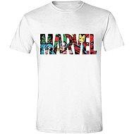 Marvel Characters Logo - T-Shirt - T-Shirt