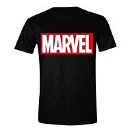 Marvel Box Logo - T-Shirt XL - T-Shirt