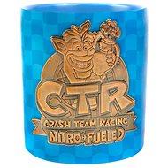 Crash Team Racing Metal Badge - Tasse - Tasse
