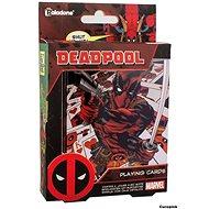 Deadpool Comic Book - Spielkarten - Karten