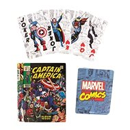 Marvel-Comic - Spielkarten - Karten