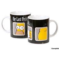 The Simpsons Homer Last Perfect Man - Tasse - Tasse