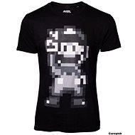 16-bit Mario Peace - T-Shirt