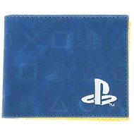 Playstations Brieftasche mit buntem Logo - Portemonnaie
