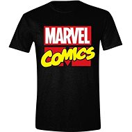 Marvel Classic Logo - T-Shirt S - T-Shirt