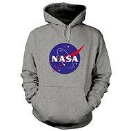 NASA Logo grau - Sweatshirt - Sweatshirt