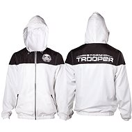 Star Wars Stormtrooper Windbreaker - Jacke L - Motorradjacke