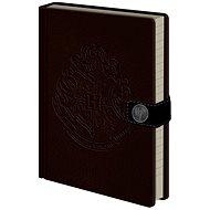Harry Potter Hogwarts Wappen - Notizbuch - Notizbuch