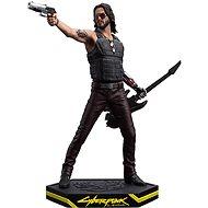 Cyberpunk 2077 - Johnny Silverhand Statue - Figur - Figur