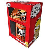 Die Simpsons - Duff Beer - Geschenkset