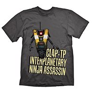 Borderlands: Claptrap Assassin - T-Shirt M - T-Shirt