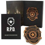Resident Evil RPD Pin Badge - Abzeichen - Geschenkset
