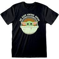 Star Wars Mandalorian - Eat Sleep Levitate - T-Shirt - T-Shirt