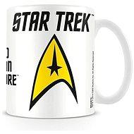 Star Trek - To Boldly Go - Becher - Tasse