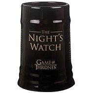 Game Of Thrones - Nachtwache - schwarzer Krug - Tasse