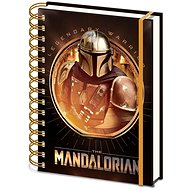 Star Wars - Mandalorian: Kopfgeldjäger - Spiralblock - Notizbuch