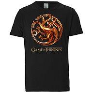 Game of Thrones - Targaryen Drachen - T-Shirt M. - T-Shirt