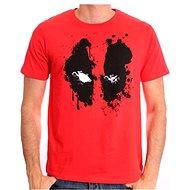 Deadpool - Splash Head - T-Shirt M. - T-Shirt