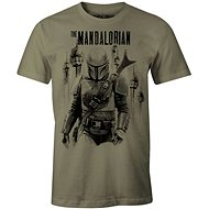 Star Wars - Mandalorian VS Stormtroopers T-Shirt - T-Shirt