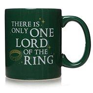 Der Herr der Ringe - nur ein Herr - Keramikkrug - Tasse
