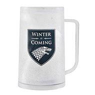 Game of Thrones - Winter is Coming - Kühlerkrug - Gläser für kalte Getränke