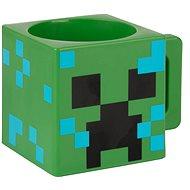 Minecraft - Creeper Face - 3D Becher - Tasse