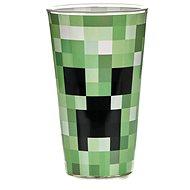 Minecraft - Creeper - Glas - Gläser für kalte Getränke