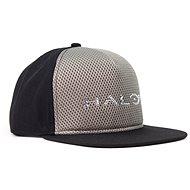 Halo - Liquid Chrome Logo - Kappe - Cap