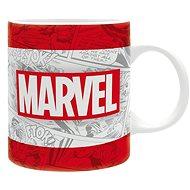 Marvel - Classic Logo - Tasse