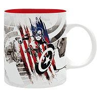 Marvel - Captain America - Tasse