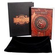 Game of Thrones - Fire and Blood - Notizbuch in Geschenkbox - Notizbuch