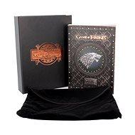 Game of Thrones - Winter is Coming - Notizbuch in Geschenkbox - Notizbuch