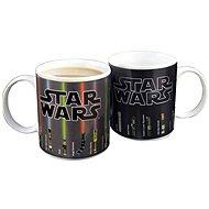Star Wars - Lightsaber - Tasse mit Farbwechsel - Tasse