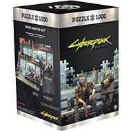 Cyberpunk 2077: Metro - Good Loot Puzzle - Puzzle