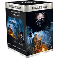 The Witcher: Journey of Ciri - Puzzle - Puzzle