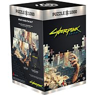 Cyberpunk 2077: Hand - Good Loot Puzzle