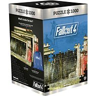 Fallout 4: Garage - Good Loot Puzzle