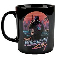 Cyberpunk 2077 - Night City - Becher - Tasse