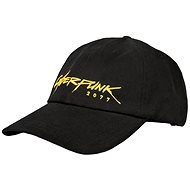 Cyberpunk 2077 - Logo - Kappe - Cap