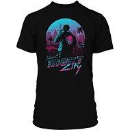 Cyberpunk 2077 - Night City - T-Shirt S - T-Shirt