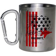 Call of Duty: Black Ops Cold War - Stripes and Stars - Metallbecher - Tasse