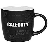 Call of Duty: Black Ops Cold War Mug - Top Secret Documents - Becher - Tasse