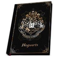 Notizbuch Harry Potter - Hogwarts - Premium-Notizbuch
