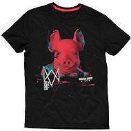 Watch Dogs Legion - Pork Head - T-Shirt XXL - T-Shirt