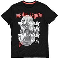 Watch Dogs Legion - We Are Many - T-Shirt L - T-Shirt