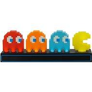 Pac-Man und Geister - Lampe - Tischlampe