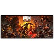 Doom Eternal - Marauder - Maus- und Tastaturpad - Maus- und Tastatur-Unterlage