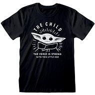 Star Wars Mandalorian - Kraft ist stark - T-Shirt - T-Shirt