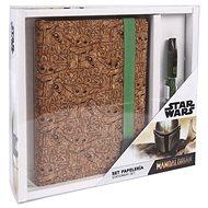 Star Wars - Das Kind - Notizbuch mit Stift - Notizbuch